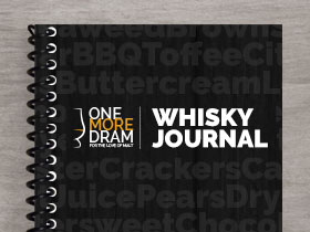 One More Dram Whisky Journal - Preview