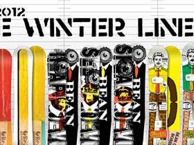 Bean Snowboards - Preview